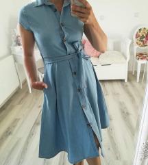 Jeans haljina nova