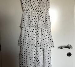 Haljina s točkicama - novo