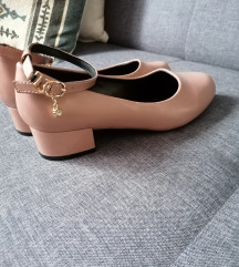 Cipele nenosene nove