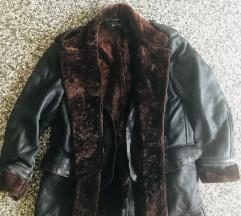 Bunda/Krznena jakna XL