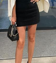 Crna Zara haljina, veličina S