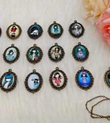 Gorjuss ogrlice