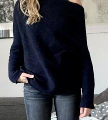 vuneni pulover zara