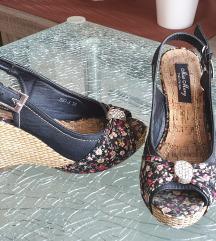 Ljetne cipele puna peta