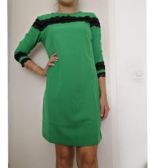 NOVA Zelena haljina s etiketom Reserved