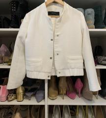 ZARA bijela jaknica