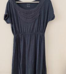Tamnoplava haljinica