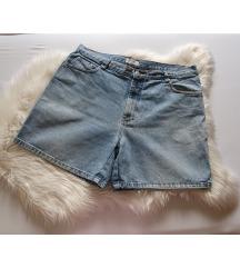 Kratke traper hlače, duboke, vintage