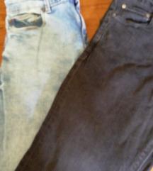 Dvoje traperice za dečke Pull&Bear