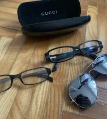 Gucci dioptrijske naocale i poklon naočale