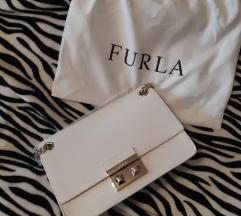 Original bijela Furla torba NOVA%%%%