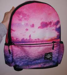 Rozo-ljubičasti ruksak