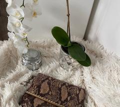 Zmijski uzorak torbica - POKLON