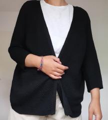 2 za 1 crni puloveri H&M, Pull&Bear