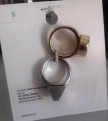 Komplet metalnih prstenova