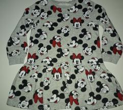 Minnie topla haljinica H&M