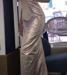 Svečana haljina od brokata