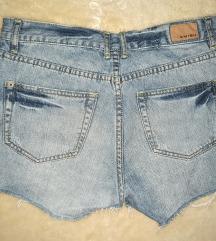 Kratke Texas hlačice