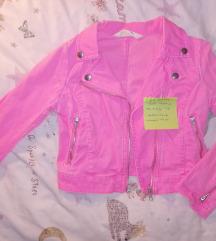 H&M crop traper jakna