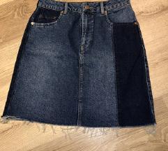 NOVA ASOS traper suknja/cijena s pt