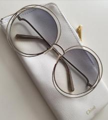 Chloé-Carlina round sunglasses
