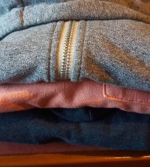 Lot majica dugih rukava M veličine - pošt uklj