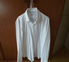 LOT bijele muške košulje dugi rukav