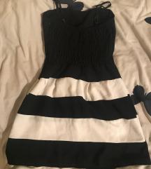 Mornarska Ljetna haljinica