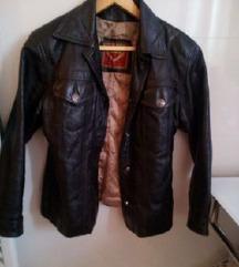 prava kožna jakna (sniženo)
