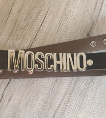 Moschino for H&M kajiš/remen
