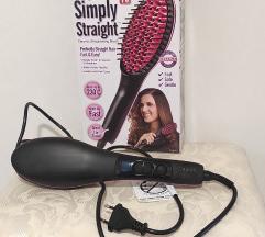 Četka/pegla za ravnanje kose