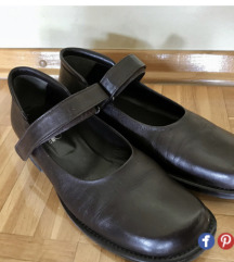 Bilbao Ravne Cipele (Prava Koža)