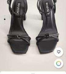 Sandale na petu SA UKLJUČENOM POŠTARINOM