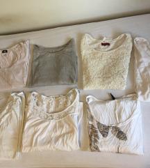 Lot majica s dugim rukavom