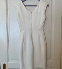 MANGO haljina bijela