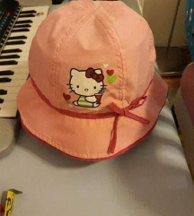 Šešir za djevojčice Hello Kitty