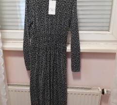Zara nova midi haljina