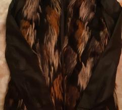 Vero moda jakna s krznom, S