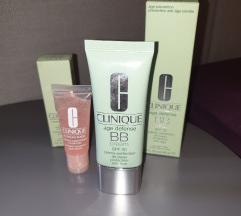 Clinique bb krema + moisture surge koncentrat