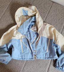 Zara crop prelazna jaknica