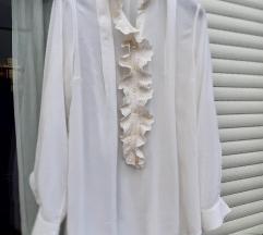 Malene Birger bluza boje ljuske jajeta L