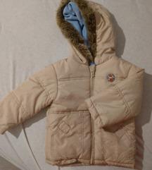 Nova jakna za bebu