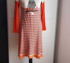 Boho patchwork haljina hrvatske proizvodnje