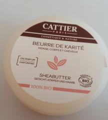 Cattier-Organski maslac za tijelo