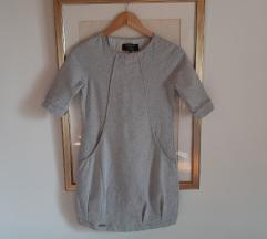 Nova siva tunika/haljina
