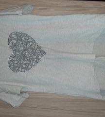 Majica s rukavima do laktova