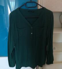 Tamnozelena košulja