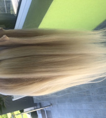 Foxy locks ekstenzije -prava kosa