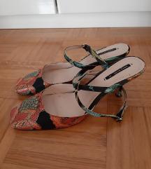 Zara, sandale na petu