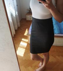 Amisu siva suknja